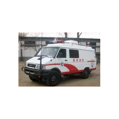 消防指挥车