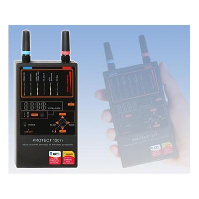 多通道无线数据传输协议检测器
