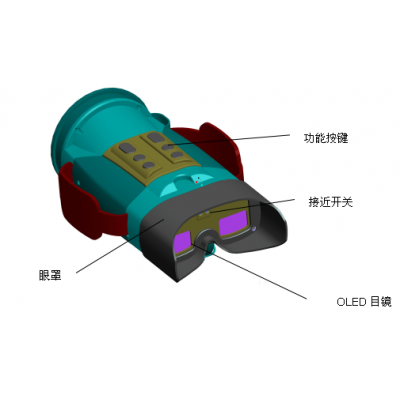 S730红外热像探测仪