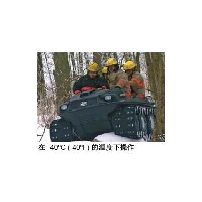 水陆两用多用途救援车8x8 750 HDi