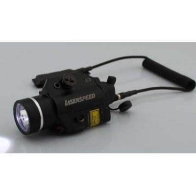 XL-2LLR战术枪灯+激光瞄准器