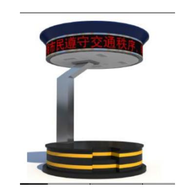 北京凌天 智能交通岗台B01(圆形) 01051652021