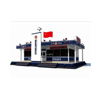 北京凌天 卡口检查站C02 010-51652021