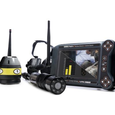 无线音频视频二合一 生命探测仪 (配一个无线传感器)