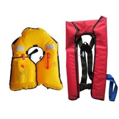 气胀式救生衣,围巾式充气救生衣,CSS认证