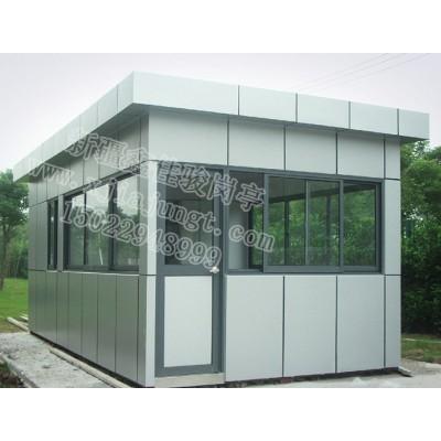 铝塑板岗亭 208