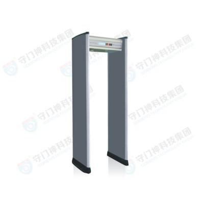 守门神安检门|高灵敏LCD金属探测门|云南福建室外防雨防水安检门