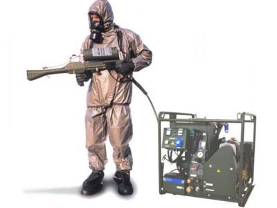 核生化洗消系统