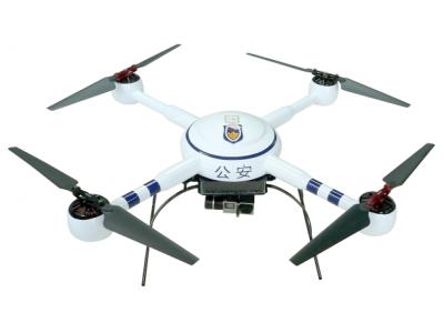 多功能便携式四旋翼无人机