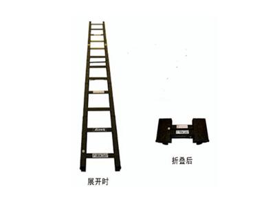伸缩攀登梯