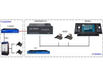 IP多媒体调度应急系统