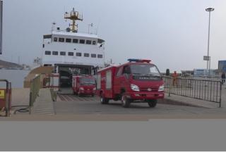 【聚焦】烟台市 长岛县:再添战斗新力量 新购置四辆森林消防车