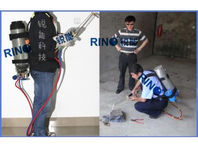肩背式无压汽油切割机,便携式汽油金属切割器,背负式无压汽油切割机