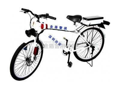 巡逻自行车