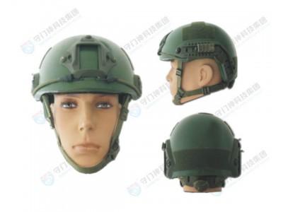 FAST防弹头盔_软质防弹头盔-守门神战术软质防弹头盔