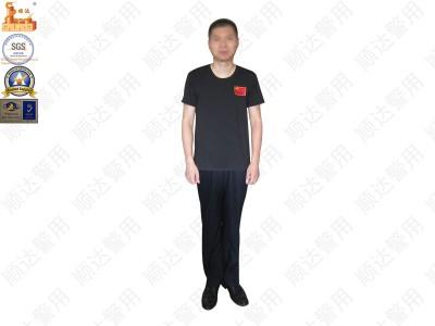 JF-SD1IB特勤T恤(左胸口刺绣五星红旗)