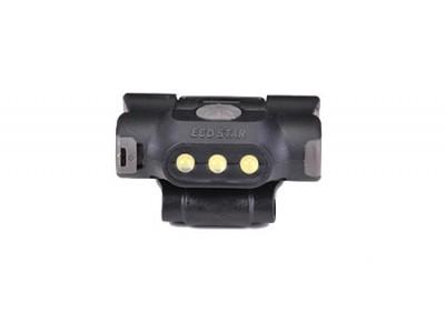 新品上市丨UL11,为勤务而生的轻量化多用途警闪夹灯