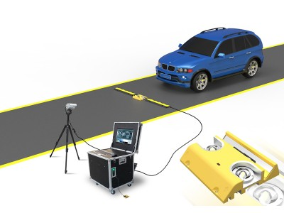ZA-UVSS-I  移动式车底检查系统