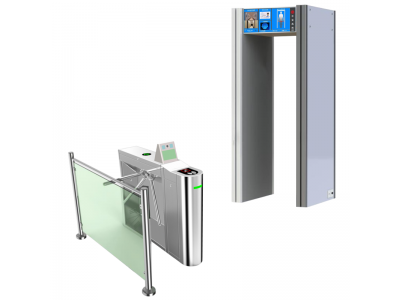 ZA-FCS-3D 全数字三维人证智能安检通道系统