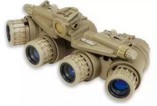 【前沿】国产头戴式四镜头夜视仪首次曝光 堪称夜战神器