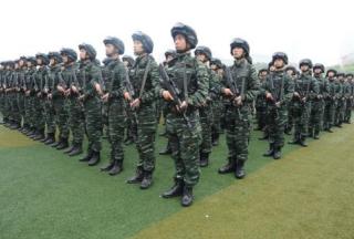 中央决定:武警部队归中央军委建制 不再列国务院序列
