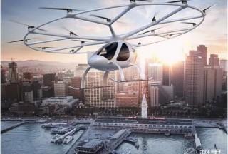 【快讯】全球首款飞行汽车问世!按下按钮就能自动飞上天!
