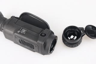 """【新品首发】""""laite XP50手持热成像仪""""一家著名的光学仪器企业"""