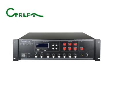 带前置/夜显分区/MP3特种军工功放一体机