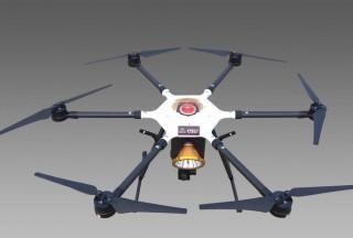 【新品首发】轻准科技智能武器系统QZU-05 侦察无人机