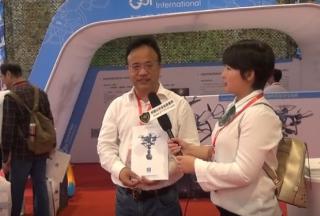 【视频专访】极客桥智能装备:创始人胡克飞先生在北京防灾减灾展接受公共安全装备网专访