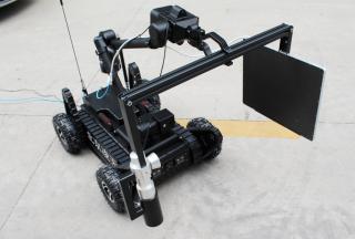 【智慧警务标讯大数据】2018上半年度机器人招标采购大数据