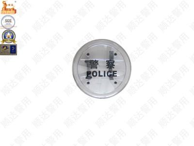FBP-TS-SD01A-QJK加强圆形捷克盾牌(金属包边)