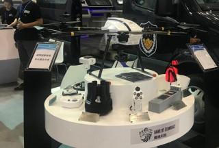 【智慧警务标讯大数据】2018上半年度无人机招标采购大数据