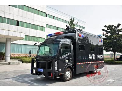 森源鸿马B600型治安检查车