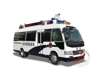 森源鸿马城市管理指挥车