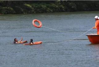 水域救援专业技术