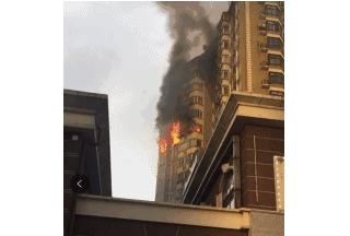 萧山高层住宅起火!6人获救!46分钟,父亲给被困火场的妻儿连打14个电话!