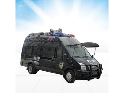 跃迪牌特警运兵车