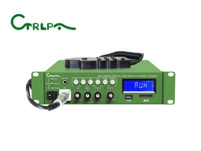 多媒体特种军工音频声波驱散系统控制主机