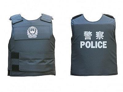 防护3级防弹防刺服