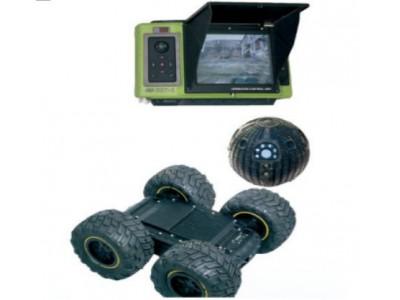 SET-1全向移动侦查机器人