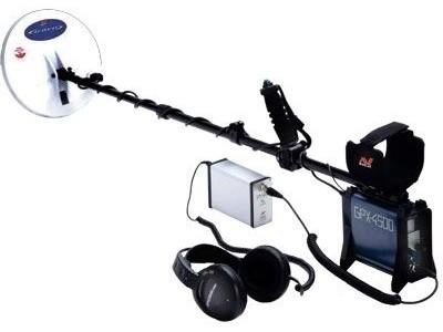 视频型地下金属探测器