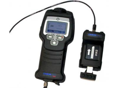 高灵敏度手持化学毒剂检测仪