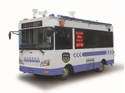 燃油车--城管执法车