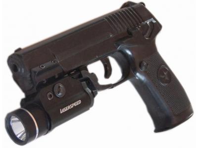 92式反恐战术枪灯