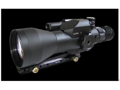 反恐专用昼夜一体式瞄准镜