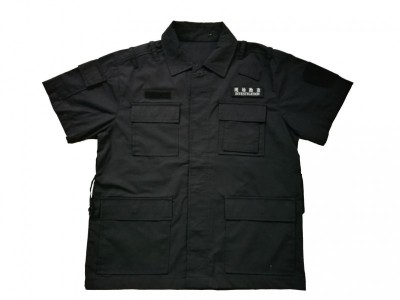 MLD-022  夏款短袖执勤服  现场勘查服