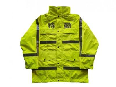 MLD-009 新款警用雨衣 交巡警雨衣 警辅雨衣 特勤雨衣 公安部最新款防护服 警服雨衣