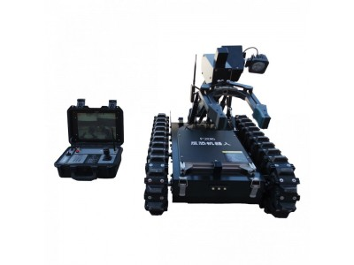 多功能BW-F206排爆机器人