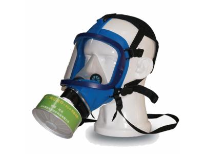 911自吸过滤式防毒面具